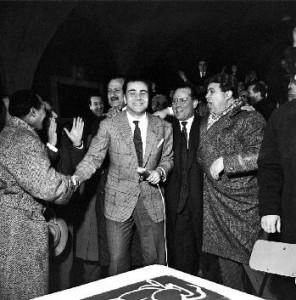 In festa con Enzo Tortora