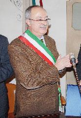 Il sindaco di Narzole Fiorenzo Prever.