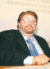 Il presidente dell'Uncem Piemonte Lido Riba.