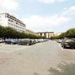 Nuovi posti auto in piazza Carlo Alberto