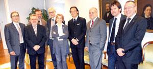 L'assessore regionale Ferrero ad Alba per il nuovo ospedale