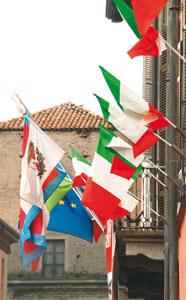 Bandiere Tricolori