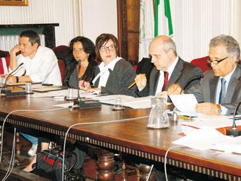 Il Consiglio discute la delibera sui Comitati di quartiere