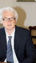 Giuseppe Bonetto, assessore alla viabilità di Bandito