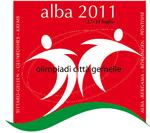 Il logo delle Olimpiadi delle città gemelle