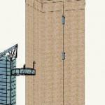 La torre sarà accessibile