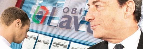 Mario Draghi: giovani e lavoro