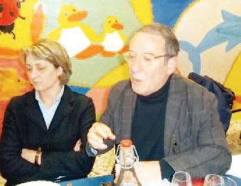 Luciano Bonetto e Guglielmo Pilato