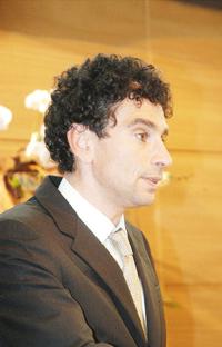 Pietro Ferrero Ritratto