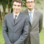 Don Valentino: «Quando discutevamo di fede in sacrestia o al bar Calissano»