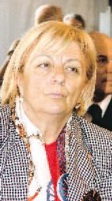 Bruna Sibille, sindaco di Bra
