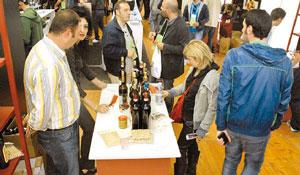 Un'immagine dell'ultima edizione di Vinum, la manifestazione della primavera albese (Foto MARCATO).