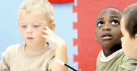 "Bambini: bianco e nero o a ""colori""?"