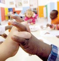 Bambini: un segno di pace e saggezza, nella più tenera età