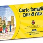 """Alba: prorogata la scadenza della """"carta famiglia"""""""