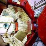 Trappola per atomi al Cern