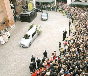 Funerale Ferrero