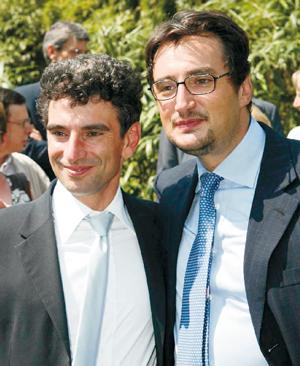 Pietro e Giovanni Ferrero