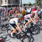 Giro d'Italia: Alba porta fortuna a Petacchi
