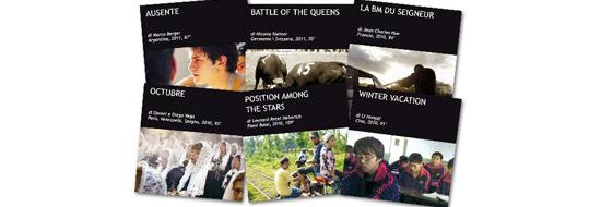 Opere in concorso Alba Film Festival