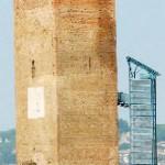 L'ascensore della torre non piace a Italia Nostra