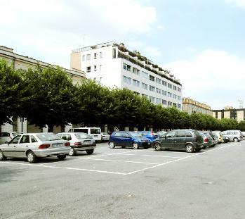 Piazza Carlo Alberto, Bra