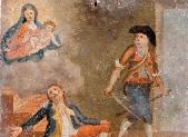 ex voto del Settecento proveniente da Santa Maria delle Grazie di Cherasco.