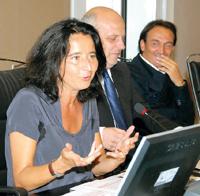 Farinetti, Marello e Cirio.