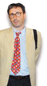 Luigi Benevolo, figlio del professor Leonardo Benevolo, a cui venne affidato nel 2003 l'incarico di stendere il nuovo Prg.