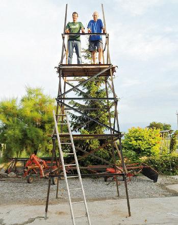 "La torre del ""Ventolone"""