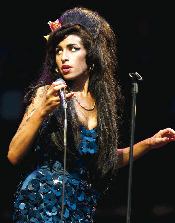 Amy Winehouse, vittima illustre delle droghe