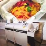 La mensa comunale produrrà anche compost