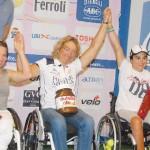 Handbike: Fenocchio vince la tappa