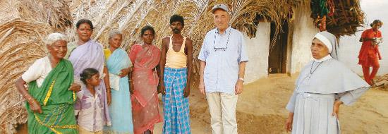 India: il viaggio sorprendente di Don Franco