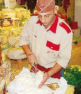 Cheese mostra internazionale del formaggio
