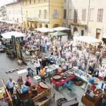 A Cherasco più di seicento espositori nelle strade e nelle piazze