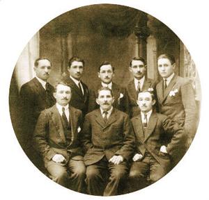 Famiglia di Luigi Teofilo