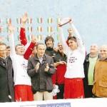 Campagno domina: scudetto a Canale