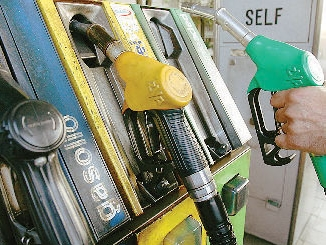 No all'aumento delle accise sui carburanti