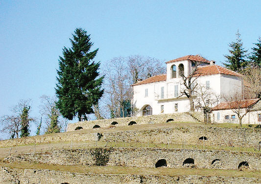 I terrazzamenti sono famosi  anche nella Repubblica Ceca 2