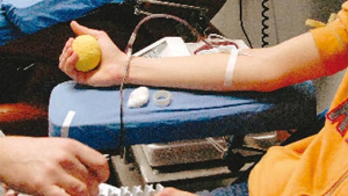Prima di andare in vacanza ricorda di donare il sangue
