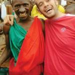 In Africa, missione salute