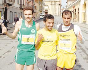 Nasef - Campione di podismo