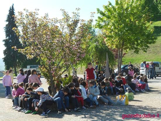 Festa dell'Albero: bambini insieme, amici della natura!