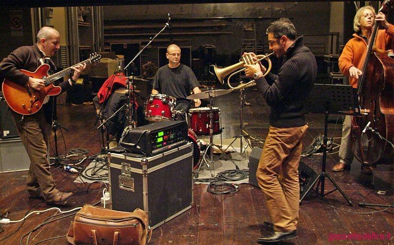 Devil Quartet (foto Roberto Cifarelli)