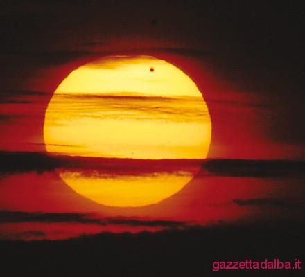 Venere fotografato da Severino Marcato