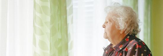 Anziani e case di riposo: è crisi
