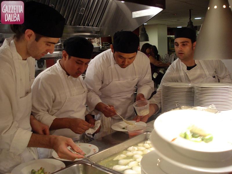 chef Camia serata Piemonte New York