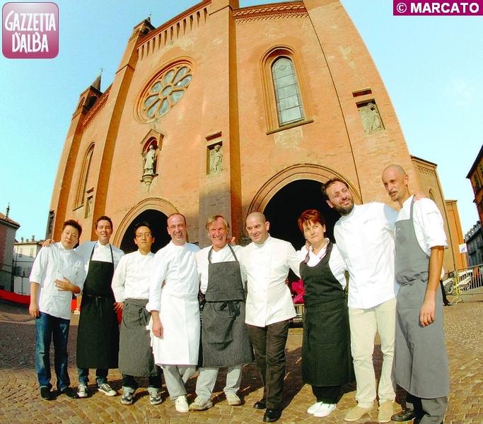 Gli chef protagonisti del Festival della cucina