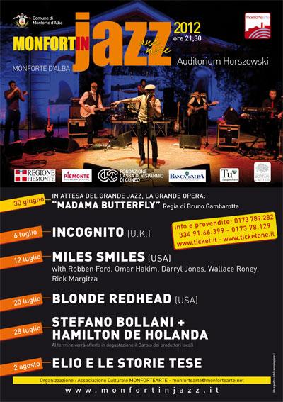 locandina monfortinjazz 2012
